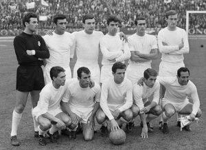 En 1966 el Real Madrid consigue la sexta Copa de Europa