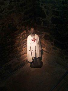 Armadura del Castillo Templario de Ponferrada