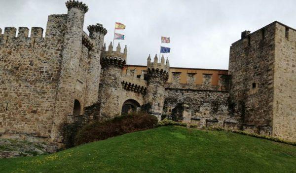 Turismo en el Castillo de los Templarios en Ponferrada, El Bierzo