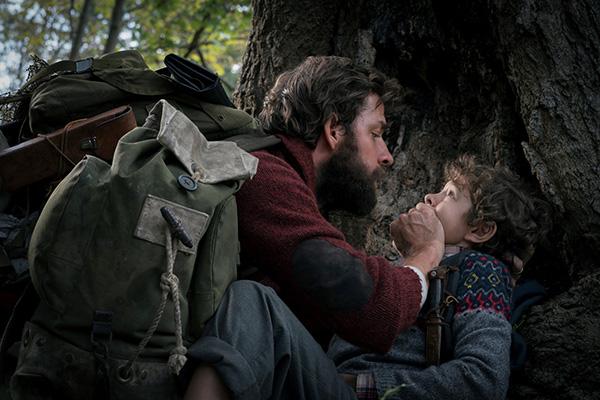 """Crítica de """"Un lugar tranquilo"""", con John Krasinski y Emily Blunt"""