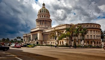 El Capitolio de La Habana es un metro más grande tanto en anchura como en altura del de Washington