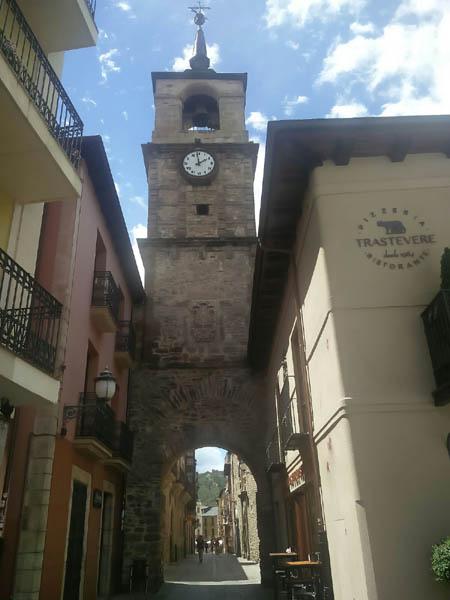 Torre del Reloj de Ponferrada