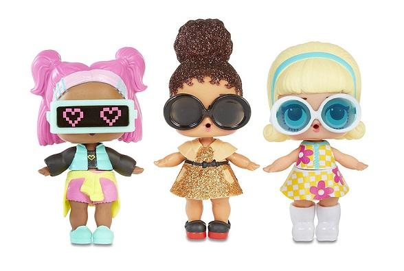 muñecas lol confetti pop