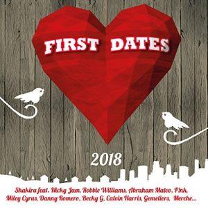 lista de canciones del disco First Dates 2018