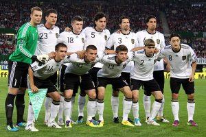Alemania es el rival a batir. Parte como favorita para revalidar el título mundial
