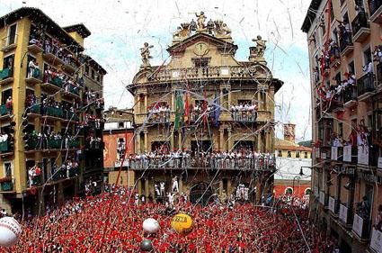 Pamplona, lista para disfrutar de unos nuevos sanfermines