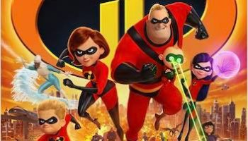The Incredibles 2 película