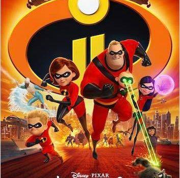 The Incredibles 2 película