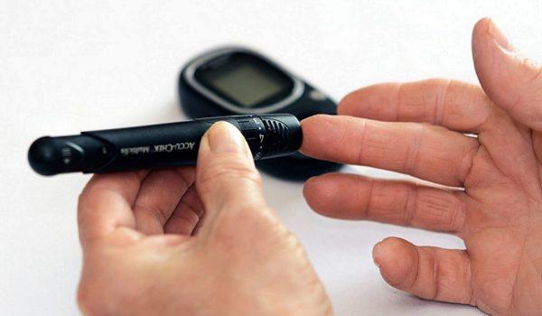 Uso del glucómetro