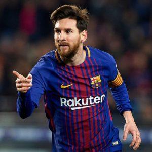 Lionel Messi, la imagen destacada de la Liga Santander tras la marcha de Cristiano Ronaldo