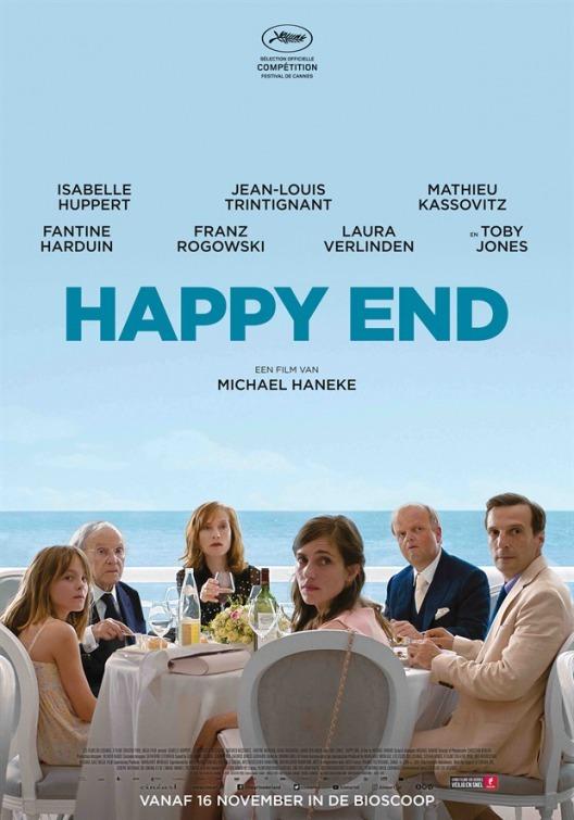 """Crítica de """"Happy End"""": La apariencia burguesa según Michael Haneke"""