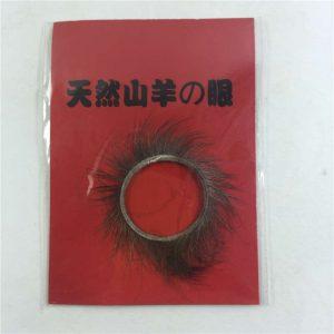 Pestañas de cabra para anillos de pene