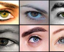 LAs cejas y lo que dicen de nuestra personalidad