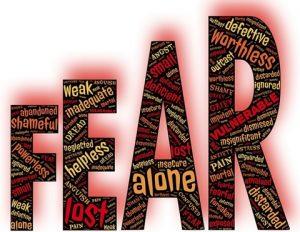 Miedo a estímulos concretos