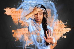 Estrés producido por la ansiedad y la depresión