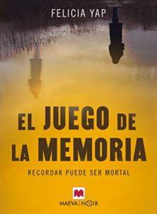 """""""El juego de la memoria"""", un thriller distópico"""