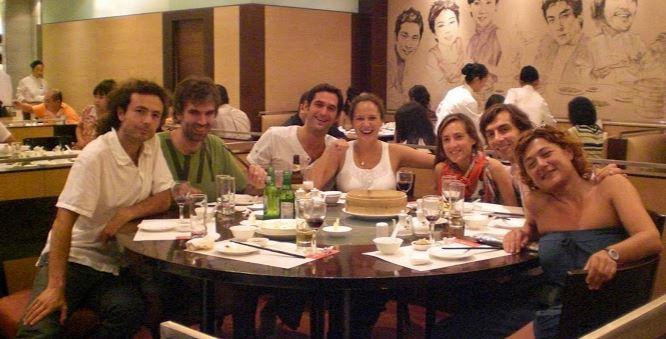 Shangai - La vuelta al mundo de Lizzy Fogg