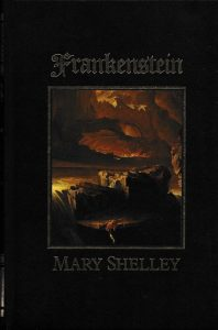 Libro de terror clásico