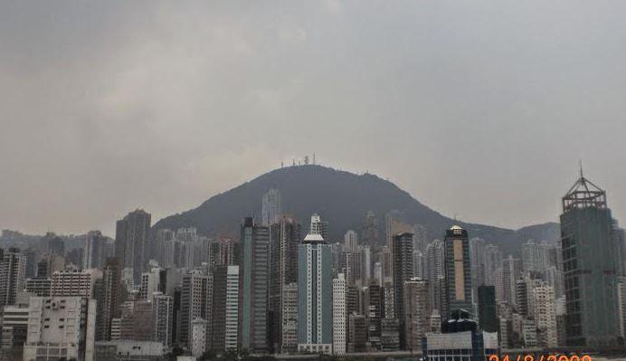 Hong Kong - La vuelta al mundo de Lizzy Fogg
