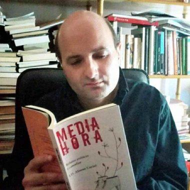 Novela erótica Media Hora, autor Jorge Curiel