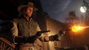 Lanzamiento mundial de Red Dead Redemption 2