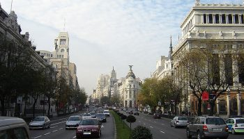 Madrid Central restringirá el tráfico en los distritos del centro de la capital