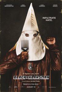 Película Spike Lee Ku Klux Klan racismo