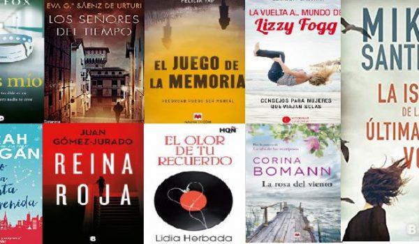 Novelas y libros de viajes con los que deleitarte