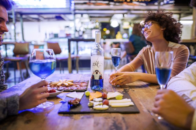 El Vino Azul desde su origen hasta la mesa