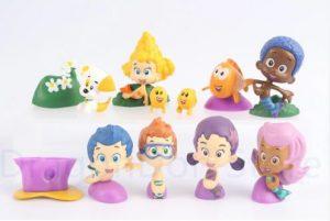 Todos los personajes de Bubble Guppies