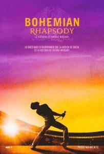 Película Queen Freddie Mercury