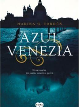 Azul Venezia, novela histórica de suspense