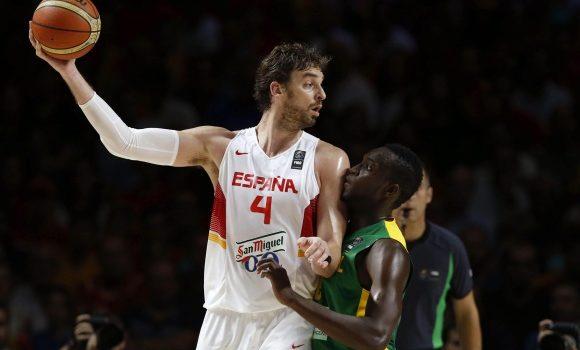 Pau Gasol ha confirmado que quiere jugar con España el Mundial de baloncesto