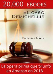 portada novela Francisco Marín