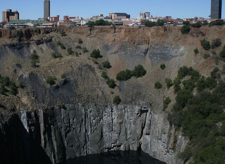 Kimberley, Big Hole