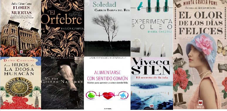 9 lecturas recomendadas para este verano 2019