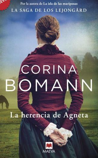 """Reseña de """"La herencia de Agneta"""", de Corina Bomann"""