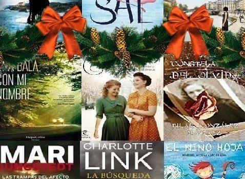 Libros recomendados navidades 2019