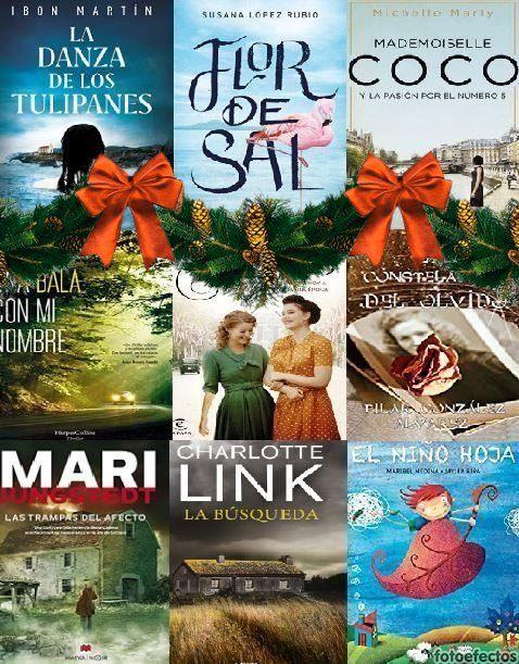 9 Recomendaciones de libros para leer y regalar estas Navidades 2019-2020