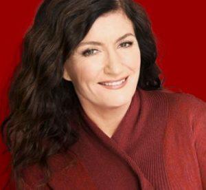 Mari Jungsted, autora de la serie Gotland