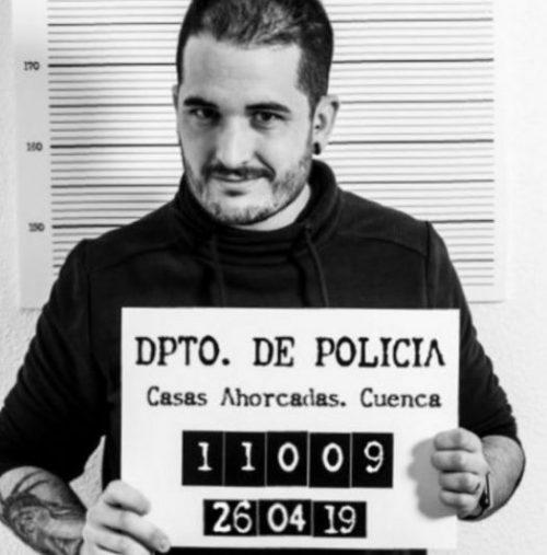 """Entrevista a Blas Ruiz Grau, autor de """"No robarás"""""""