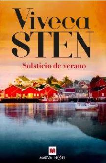 Solsticio de verano de Viveca Sten