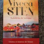 """Reseña de """"Solsticio de verano"""", de Viveca Sten"""