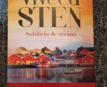 Reseña Solsticio de verano, de Viveca Sten